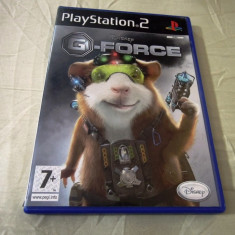 Joc G-Force, PS2, original, alte sute de jocuri! - Jocuri PS2 Activision, Actiune, 3+, Single player
