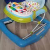 Premergator bebe copil Honeybaby cu balansoar