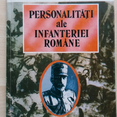 Col.dr. C. Ucrain, Lt. col. Dumitru Dobre – Personalitati ale infanteriei Romane - Carte Istorie