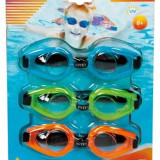 Set 3 Ochelari De Bazin Copii Intex Play Goggles