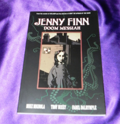 Jenny Finn Doom Messiah benzi desenate engleza boom comics (f0629 foto