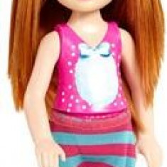 Papusa Barbie Sisters Chelsea And Friends Doll Bunny Mattel