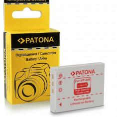 Acumulator Konica Minolta NP-900, Olympus Li-80B , compatibil marca Patona,