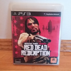PS3 Red dead redemption - joc original by WADDER - Jocuri PS3 Rockstar Games, Actiune, 18+, Single player