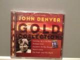 JOHN DENVER - GOLD COLLECTION (1997/BMG rec/Germany) - CD ORIGINAL/Sigilat/Nou, rca records