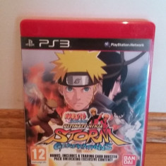 PS3 Naruto Shippuden ultimate ninja storm Generations - joc original by WADDER - Jocuri PS3 Namco Bandai Games, Actiune, 12+, Multiplayer