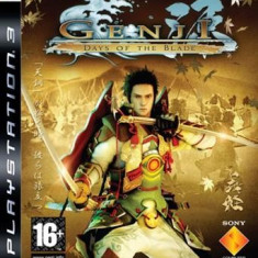 Genji Days Of The Blade Ps3 - DVD Playere Sony