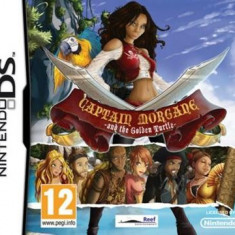 Captain Morgane And The Golden Turtle Nintendo Ds - DVD Playere Sony