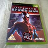 Ultimate Spider-Man, xbox classic, original! - Jocuri Xbox Altele, Sporturi, 3+, Multiplayer