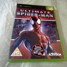 Ultimate Spider-Man, xbox classic, original! - Jocuri Xbox Altele, Sporturi, 3+, Multiplayer