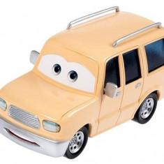 Masinuta Cars Deluxe Race Fans Benny Brakedrum Disney
