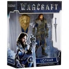 World of Warcraft, Figurina Lothar 15 cm