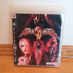PS3 Soulcalibur 4 - joc original by WADDER - Jocuri PS3 Namco Bandai Games, Actiune, 16+, Multiplayer