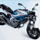 Motocicleta Suzuki SFV650 Gladius L3 motorvip - MSS74313