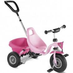 Tricicleta cu maner - Puky - HPB-PK2369 - Tricicleta copii