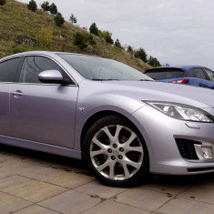 Mazda 6 - Benzina 2.5i, 170CP, Euro 4, an 2008, 211610 km, 2488 cmc, Model: 6