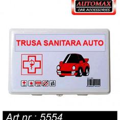 Trusa medicala auto omologata - motorVIP - 12001 - Trusa auto prim ajutor