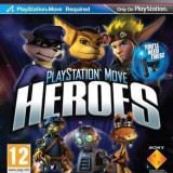 Playstation Move Heroes Ps3 - DVD Playere Sony