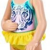 Papusa Barbie Chelsea And Friends Swimming Fun Doll Playset