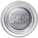 In STOC! Fard maybelline color tattoo 24h - 050 Ethernal Silver - Sigilat - Fard pleoape