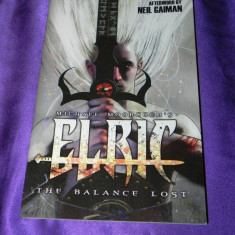 Michael Moorcock s Elric The balance lost vol 1 comics biagini engleza (f0630 - Reviste benzi desenate