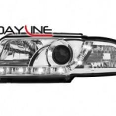 Faruri tuning DAYLINE AUDI A4 B5 95-98 chrom - FTD44580