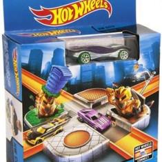 Jucarie Hot Wheels Cyborg Crossing Track Set Mattel