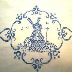 PERETAR VECHI CUSUT MANUAL. - Carpeta