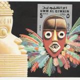 Umm al Qiwain 1972 - masti, colita ndt neuzata
