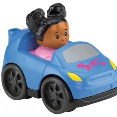 Jucarie Fisher Price Little People Wheelies Tessa