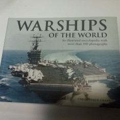 WARSHIPS OF THE WORLD ( album nave de lupta ) - Istorie