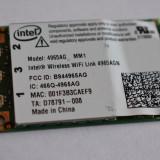 placa wireless / intel (functionala)
