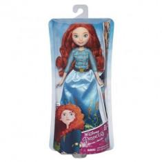 Papusa Disney Princess Royal Shimmer Merida Doll Hasbro