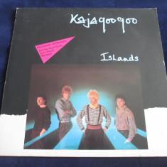 Kajagoogoo - islands _ vinyl, LP, album . EMI(Germania) - Muzica Pop emi records, VINIL