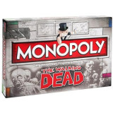 Joc The Walking Dead Monopoly Board Game - Jocuri Board games
