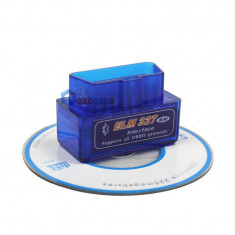 Interfata diagnoza tester auto bluetooth ELM327 ELM 327 mini OBD II OBD 2 Torque