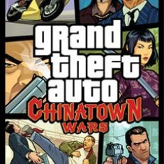 Grand Theft Auto Chinatown Wars Psp