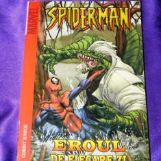 Spider-man vol 2 Eroul de fiecare zi benzi desenate romana spiderman (f0603 - Reviste benzi desenate