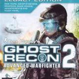 Ghost Recon Advanced Warfighter 2 Legacy Edition Xbox360