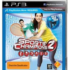 Sports Champions 2 (Move) Ps3 - DVD Playere Sony