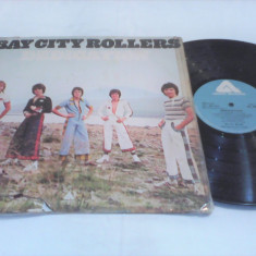 DISC VINIL BAY CITY ROLLERS-DEDICATION RARITATE!!!!ARISTA INDIA 1976 - Muzica Rock