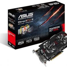 Placa video Sapphire Radeon R7 265 Dual-X 2GB DDR5 256Bit - Placa video PC AMD
