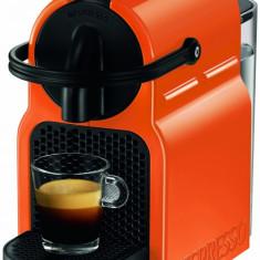 Cafetieră cu capsule Nespresso- Delonghi Inissia EN80.O, orange