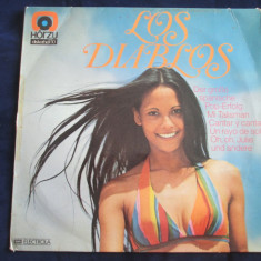 Los diablos - los diablos _ vinyl, LP, album . hor zu records(germania) - Muzica Latino Altele, VINIL