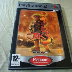 Joc Jak 3, PS2, original, alte sute de jocuri! - Jocuri PS2 Activision, Actiune, 3+, Single player