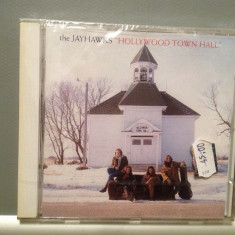 THE JAYHAWKS - HOLLYWOOD TOWN HALL(1992/WARNER/Germany) -CD ORIGINAL/Sigilat/Nou - Muzica Rock