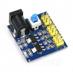 DC-DC converter step-down, IN:6-12V, OUT:3.3V / 5V / 12V (800mAh) Arduino - Convertor