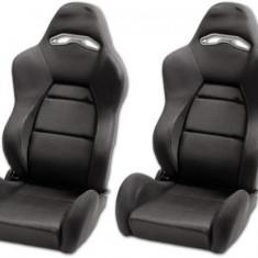 Set scaune auto sport negru DP023 - SSA49125 - Scaune sport