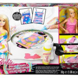 Papusa Barbie Spin Art Designer With Doll