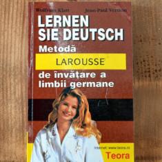Carte - Metoda Larousse de invatare a limbii germane - Wolfram Klatt #411 - Curs Limba Germana teora